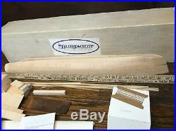 110Ft Subchaser by Bluejacket wooden ship model with Britinnia hardware1923 RARE