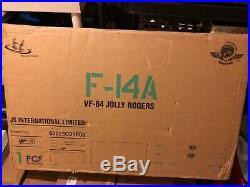 118 VF-84 F-14 JSI Tomcat new in shipping carton