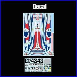 1/12 Model Factory Hiro Porsche 935/78 Moby Dick free ship the USA