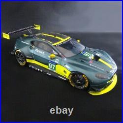 1/24 Aston Martin V8 GTE n°95 & 97 Le Mans 2017 free shipping
