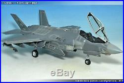 1/32 (Ready to ship) Pro Built Italeri F-35A Lightning II
