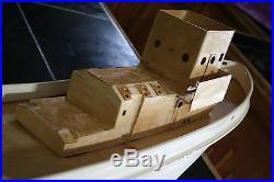 1/33 Graupner BUGSIER 3 RC Tugboat detail model boat ship Remote control