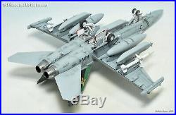1/48 (Ready to ship) Pro Built Hasegawa EA-18G Growler
