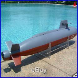 ARKMODEL 172 Dragon Shark I Submarine KIT Nuclear Plastic Models RC Boat Ship