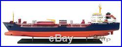 AlgoCanada Tanker Ship Model Ready Display