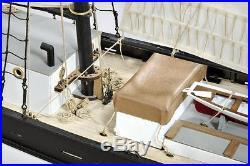 Amati Hunter Q Ship 1/60th Scale Wooden Model Ship Kit HPS/1450