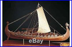 Amati, Viking Wood Model Ship Kit # AM 1406/01