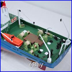 Arkmodel KIT 1/72 Binhai 521 Diving Oceanographic Research Vessel Civil Ship