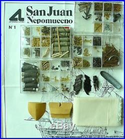 Artesania Latina 190 Wood Ship Model Kit 20720 San Juan