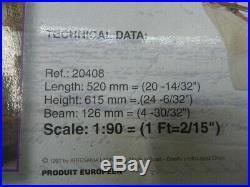 Artesania Latina 1/90 Scale Wood Ship Model Kit. San Francisco