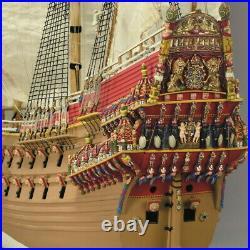 Artesania Latina Vasa Swedish Warship 165 Wooden Model Boat Ship Kit 22902