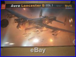 Avro Lancaster B MK. I Bomber, 1/32 scale Limited Edition, Ships to whole world