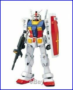 BANDAI 60625 160 PG RX-78-2 Gundam Plastic Model Kit MIB FREE SHIP USA SELLER