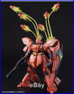 BANDAI Gundam 1/100 MG Sazabi Ver. Ka + Expansion Pack FREE SHIPPING US New