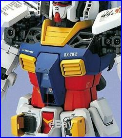 Bandai 60625 Gundam Rx-78-2 Mobile Suit Perfect Grade Pg 1/60 Kit Mib Free Ship