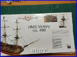 Billing Boat HMS Victory 175 Model 0498 wood Ship Kit