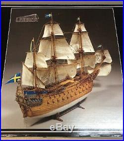 Billing Boats 175 Model Ship Wasa No. 490