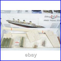 Billings 1144 B510 RMS Titanic Wooden Model Ship Kit
