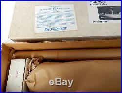 Bluejacket World War II Liberty Wooden Ship Kit 1/192 Brass Pewter Fittings NEW