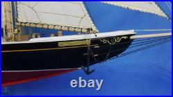 Bluenose Model sailboat 172 730 mm wooden ship model kit