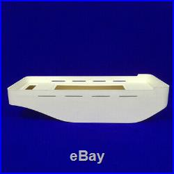 Boat Ship Hull of Push/tug 640mm fiberglass DIY model ship kit accessories