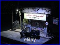 Built 1/35 U S Navy Seal in IRAQ dioramaReady for ship