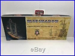 C. Mamoli MV-22 164 Scale Blue Shadow Ship Kit