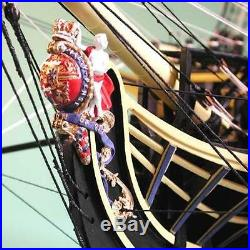 Caldercraft HMS Victory 172 Scale Wooden Model Ship Kit FREE Mainland Postage