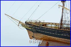 Cutty Sark Clipper Tall Ship Handmade Wooden Ship Model 40 NO SAILS