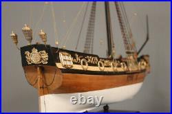 DIY 148 21.8 556mm British William Royal 2019 wooden model ship kit