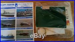 Deans Marine Royal Barge Vosper New in Box Launch / Boat / Ship Model Kit