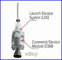 Dragon 172 Saturn V + Apollo 11 Factory built model. Free Ship