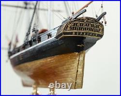 Escadra 1/72 Russian Brig Mercury Wooden Ship Model Kit Museum quality 07201