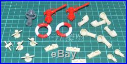 FIRE BOAT 94 1/32 730mm ABS RC Model ship kit