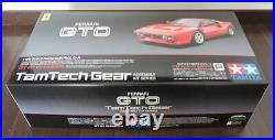 Ferrari 288 GTO Tamtec Gear RC Kit TAMIYA 1/12 Shipping from JAPAN