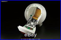 Figure rise mechanics Dragon Ball Saiyan space ship pod Model Kit Japan