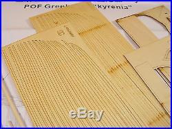 GREEK SHIP KYRENIA wood ship model kit