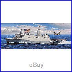 Gallery Models 64007 1350 USS New York Navy Ship Model Kit