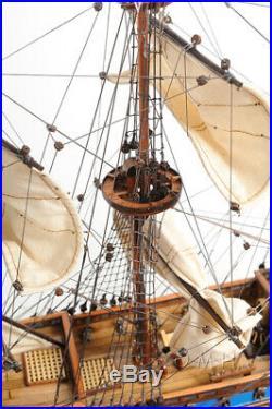 Goto Predestinatsia (Predestination) Wood Model 22 Tall Ship Russian Navy New