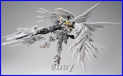 Gundam Wing Zero Snow White Prelude Fix Figuration Metal Composite Ships from US