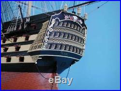 HMS Victory (1805 Trafalgar) Scale 172 Period Ship Highly Detailed, Accurate, W