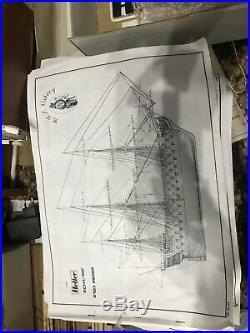 HMS Victory HELLER 1/100 Sailing Ship HLR80897