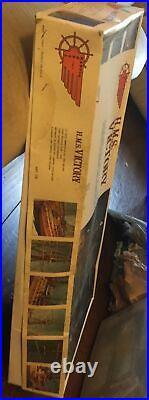 H. M. S. Victory Ship Model Kit by Mantua/Panart ART. 776 Wood 198 Scale