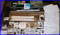 H. M. S. Victory Ship Model Kit by Mantua/Panart ART-777/R1(#738)178 Scale NEW