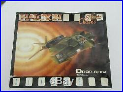 Halcyon Aliens 1/72 Drop Ship Unmade Kit New But Opened And Complete Very Rare