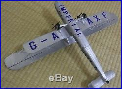 Handley Page HP. 42W (3D fabricated 1/72 kit) (Free shipping)