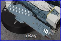 Hasegawa SDF-1 Macross fortress ship w Prometheus Daedalus 1/4000 65830 Japan