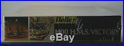 Heller HMS Victory Plastic Model Ship Kit 1100 Never Opened