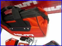 Hilti Sf 2h-a Hammer Drill Complete Kit, New Model, With Hilti Bag, Fast Ship