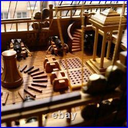 Hobby Scale 1/50 San Felipe 1200 mm 47.2 Wooden Ship Model Kits DHL Shipping